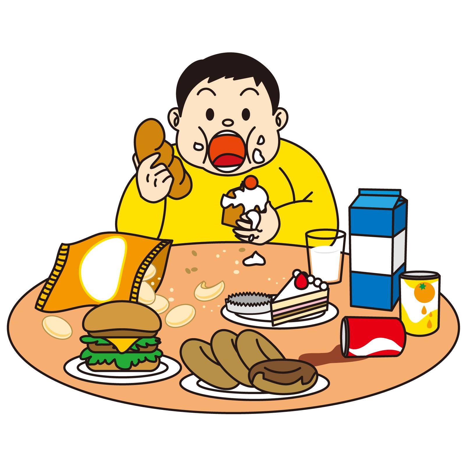 肥満の種類とメカニズム1